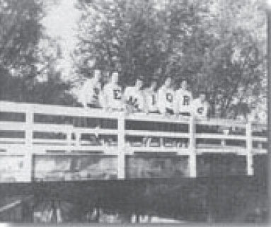 Mercy 1954 field day