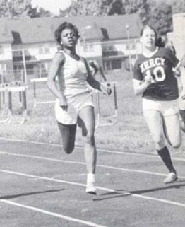 Mercy 1982 runner