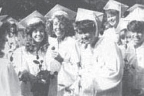 Mercy 1985 graduation