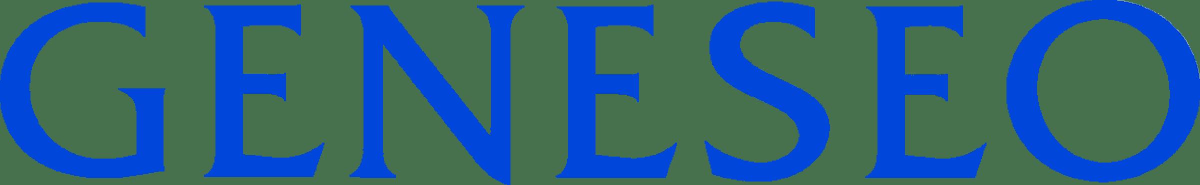 Logo - Geneseo