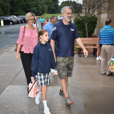 First Day at Mercy Middle 2019