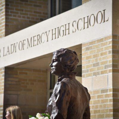 Mercy Day/McAuley Statue Dedication 2021